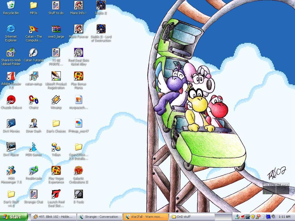 Tis my Desktop