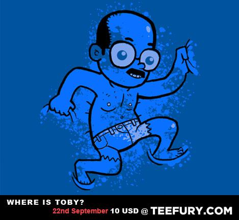 Tobias Funke Shirt by missqueenmob