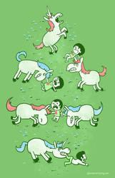 Angry Unicorns