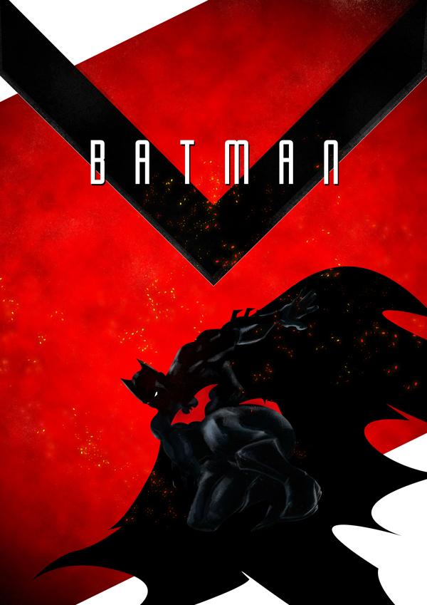 Batman - Gotham City Artbook Cover by creativecyclops