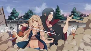 Kanji and Itachi