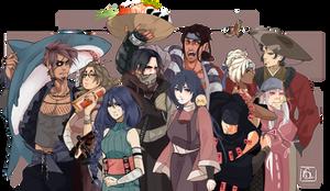 Clan Murakura's by Mrs-w21