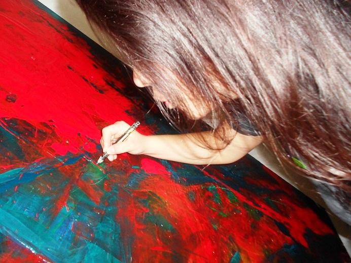 me working by MilenkovicBiljana