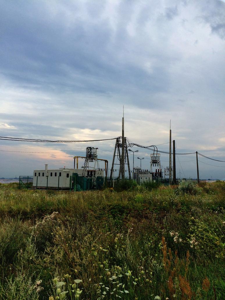 Industrial 2 by Kaddayah