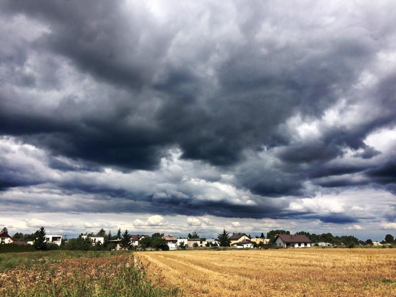 Calmness before the storm by Kaddayah