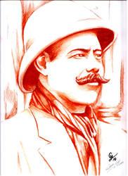 Pancho Villa by shuranegro