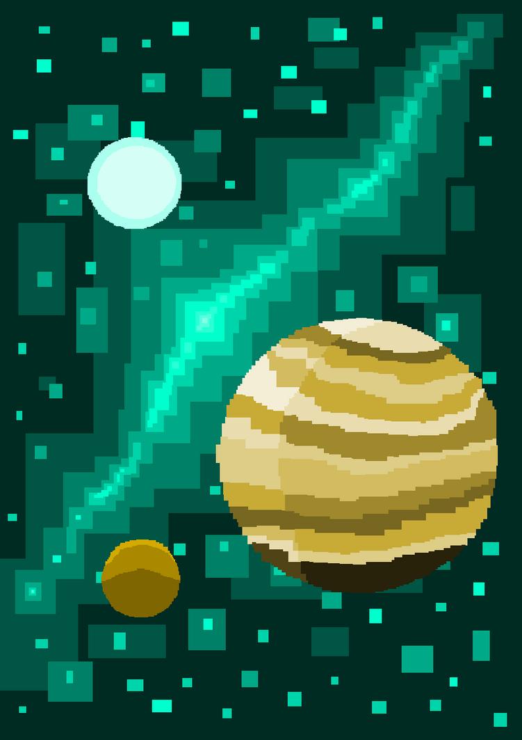 Planet 44B. by moonringblue