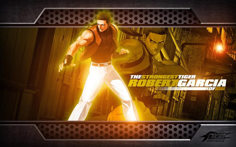 kof wallpaper. Robert Garcia KOF Wallpaper by