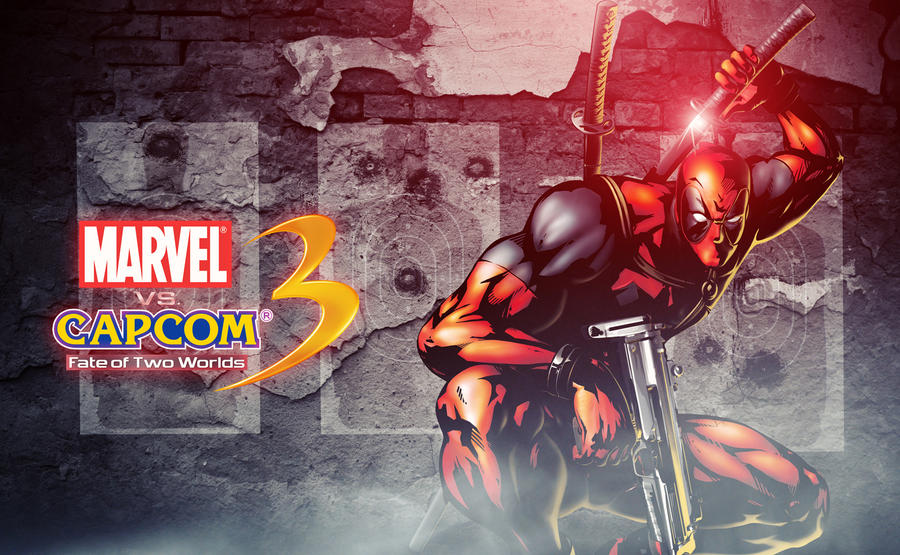 Mvc 3 deadpool wallpaper by theshadowloo on deviantart mvc 3 deadpool wallpaper by theshadowloo voltagebd Images