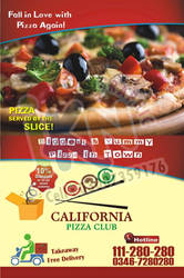 California Pizza Club by imran735