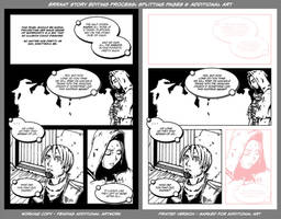Splitting Pages and Adding Panels