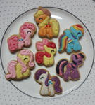 Friendship is Magic Cookies