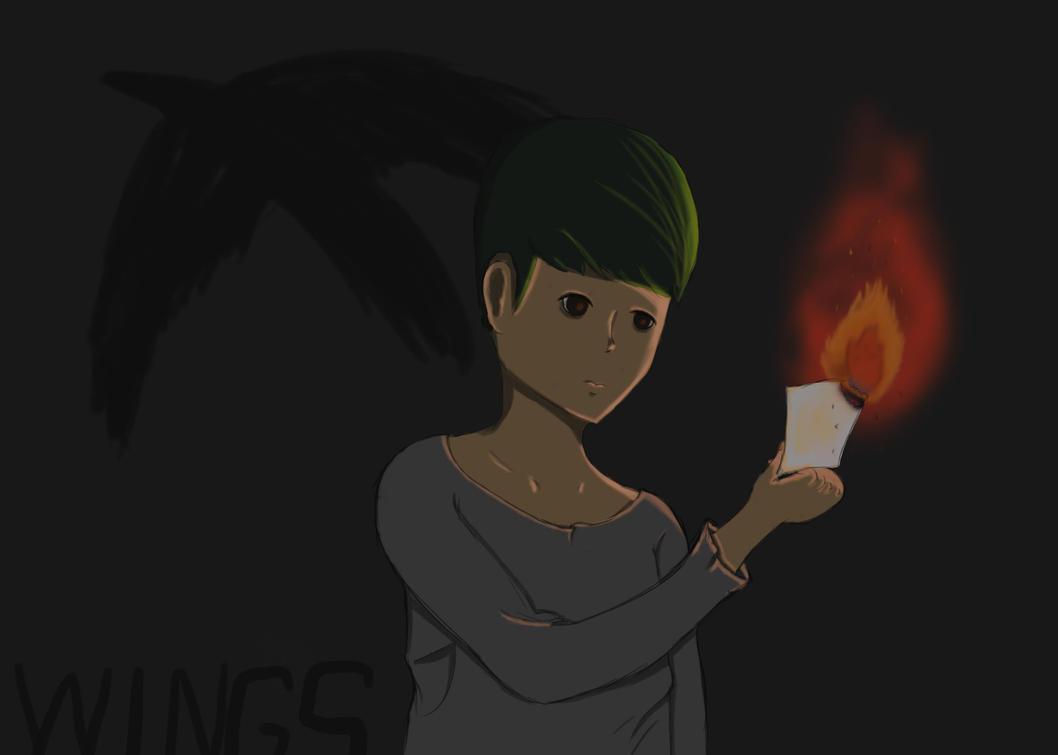 BTS wings #7 AWAKE by KatHDFilmsx