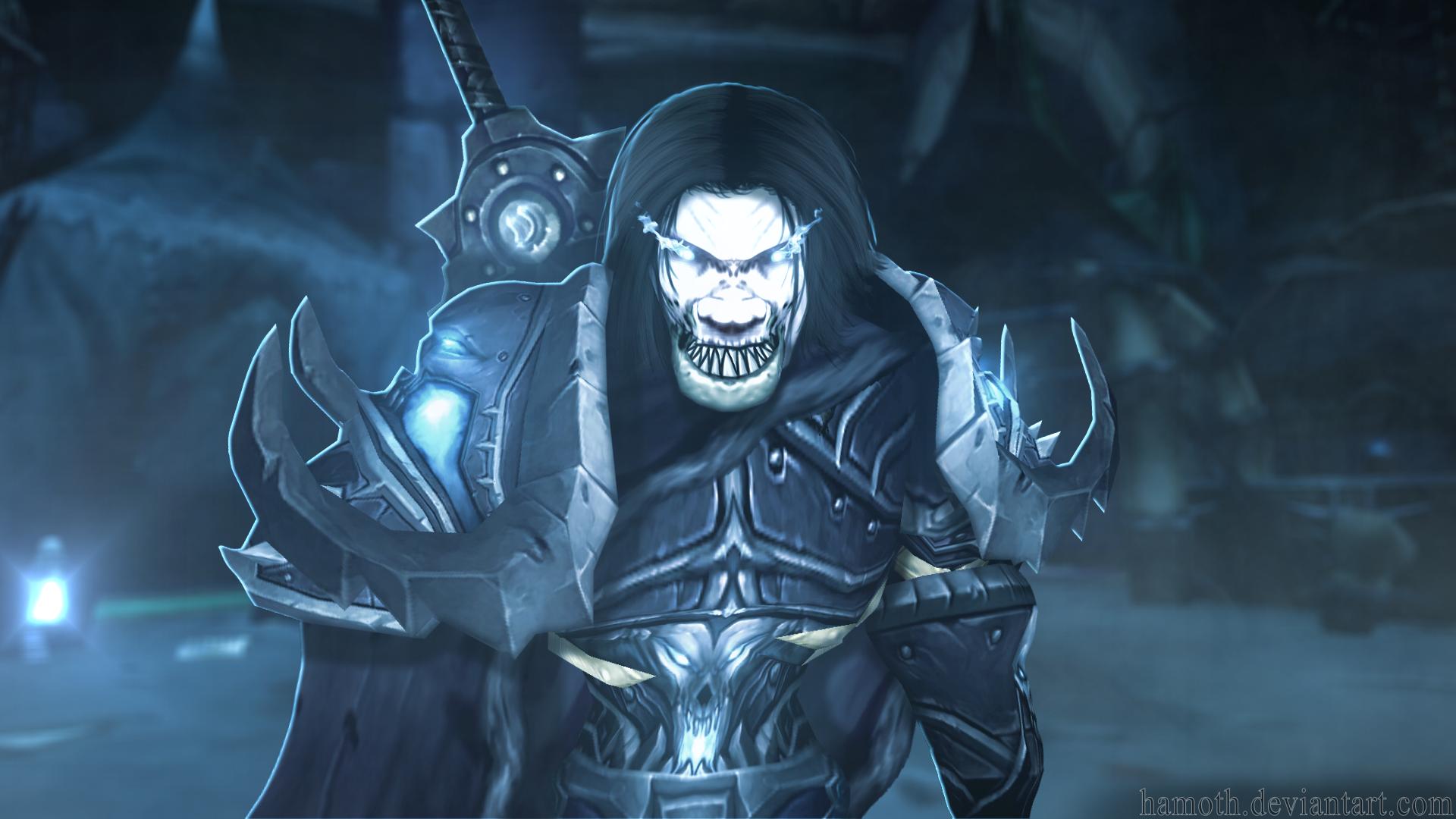 The Skull Eater by Hamoth