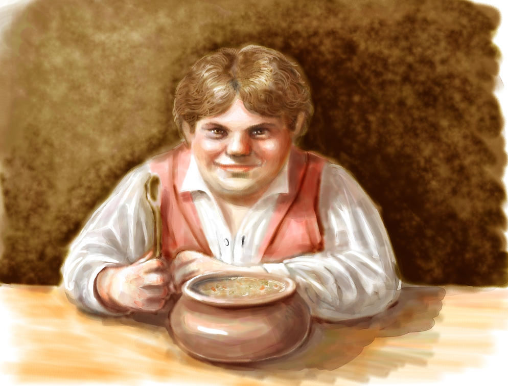 Fatty Bolger by TolmanCotton