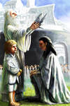 The Crowning of Elessar
