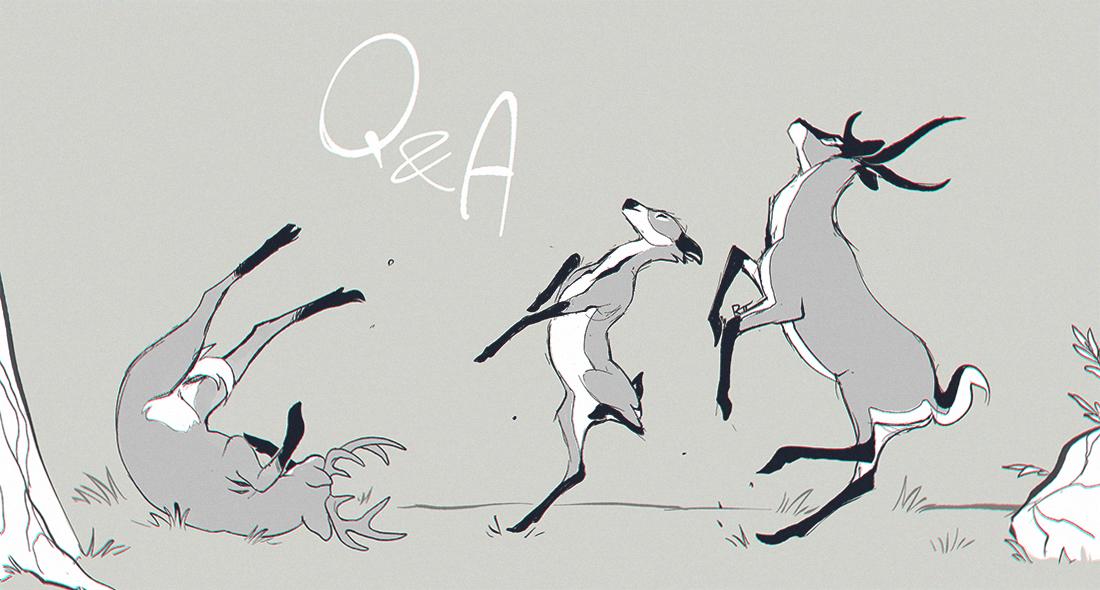Golden Shrike - QnA vol 2