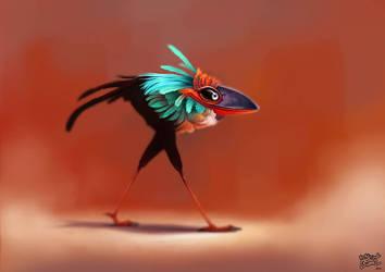 TOOKO Bird by kiankiani