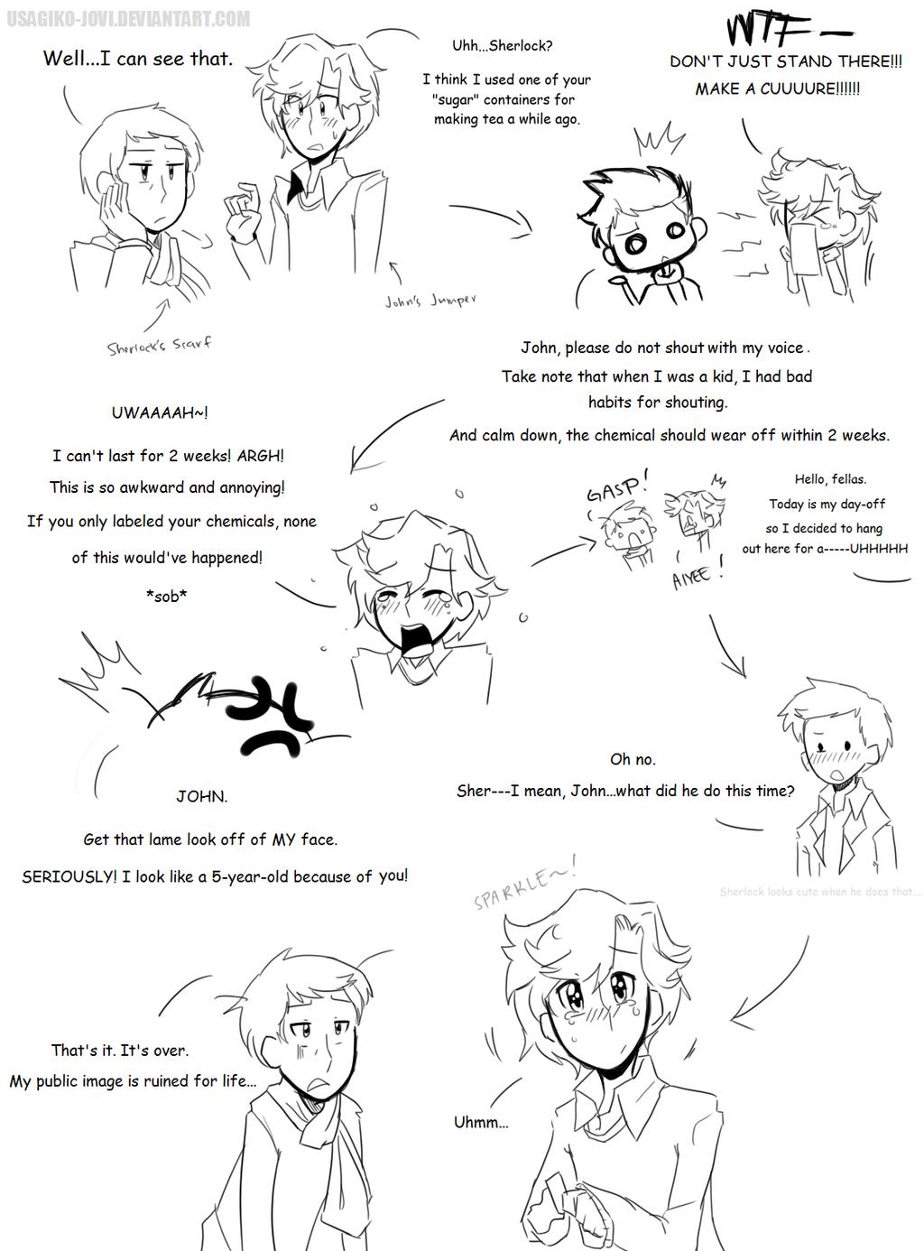 SH: Switch Part 1 by Usagiko-JOvi