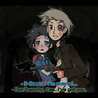 SPN: I've got you by Usagiko-JOvi