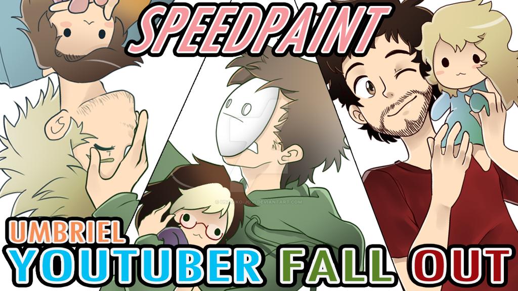 SPEEDPAINT VID FINALLY DONE! (LINK IN DESCRIPTION) by Usagiko-JOvi