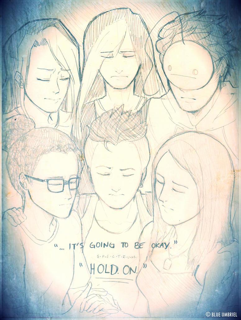 It's going to be okay by Usagiko-JOvi