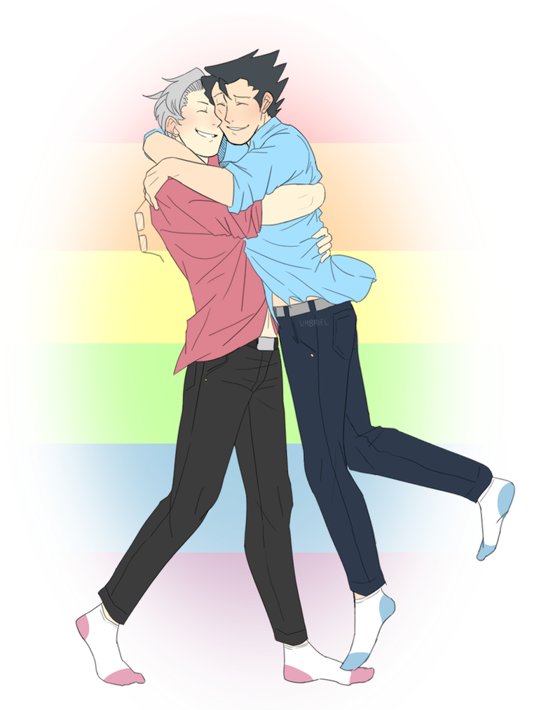 PW: Time to show one's pride by Usagiko-JOvi