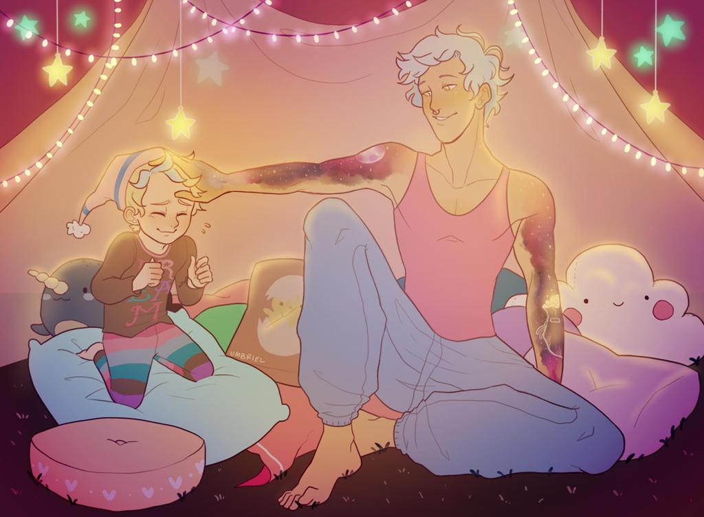 Slumber Party!!!! by ElementalMagic1234 on DeviantArt