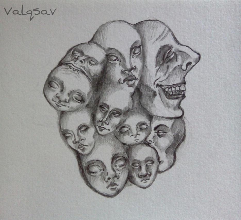 Ten-faced by Valqsav