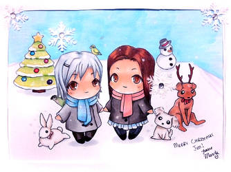Christmas 2012 by deadeyes-star
