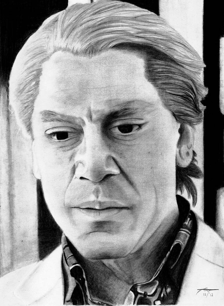 Raoul Silva by cwrenc11 on DeviantArt