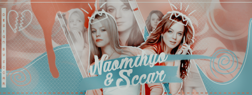 Assinatura: Naomihyo e Sccar (Mean Girls) by TheSccar