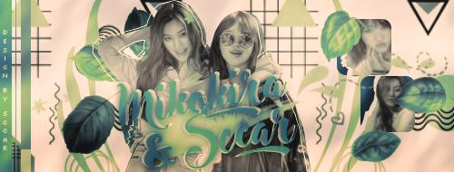 Assinatura: MikoKira e Sccar by TheSccar