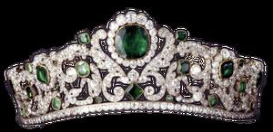 Tiara, Crown Duchess of Angoulem