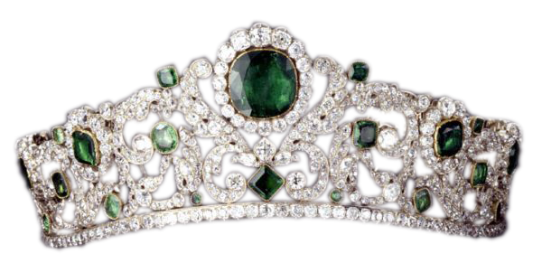 Tiara, Crown Duchess of Angoulem by lolotte10