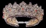 Diademe Rubis of Queen Mum