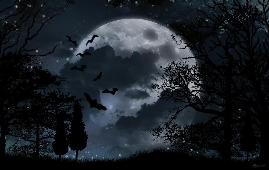 a gift of moonlight wallpaper - photo #25