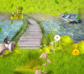 Fairy Background 18082013-2