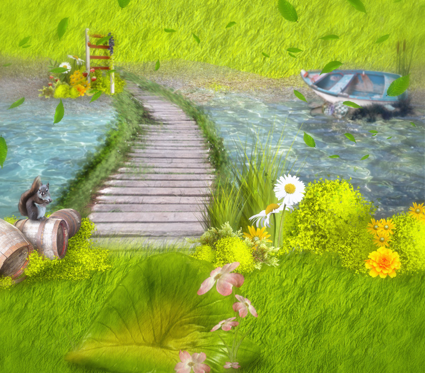 Fairy Background 18082013 2 By Lolotte10 On Deviantart
