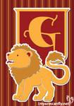 The Gryffindor Lion