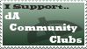 dA Clubs Support by LostKitten