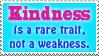 Kindness by LostKitten
