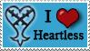Request: I heart heartless