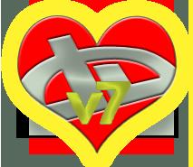 v7 HEART by LostKitten