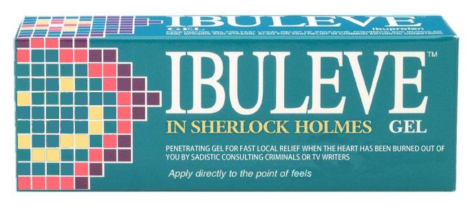 Ibuleve in Sherlock Holmes by Kate-Kyrillion