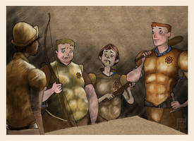 Guards! Guards! by Kate-Kyrillion
