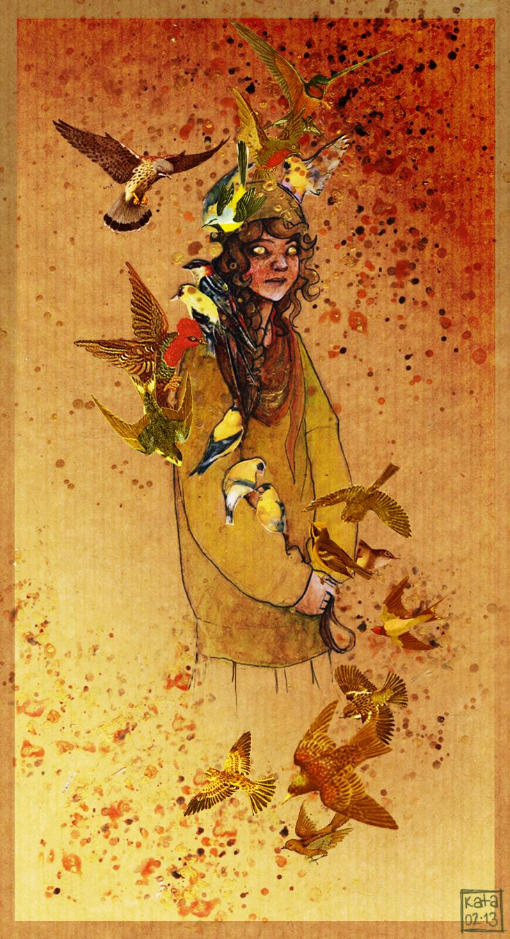 Wild Magic by Kate-Kyrillion