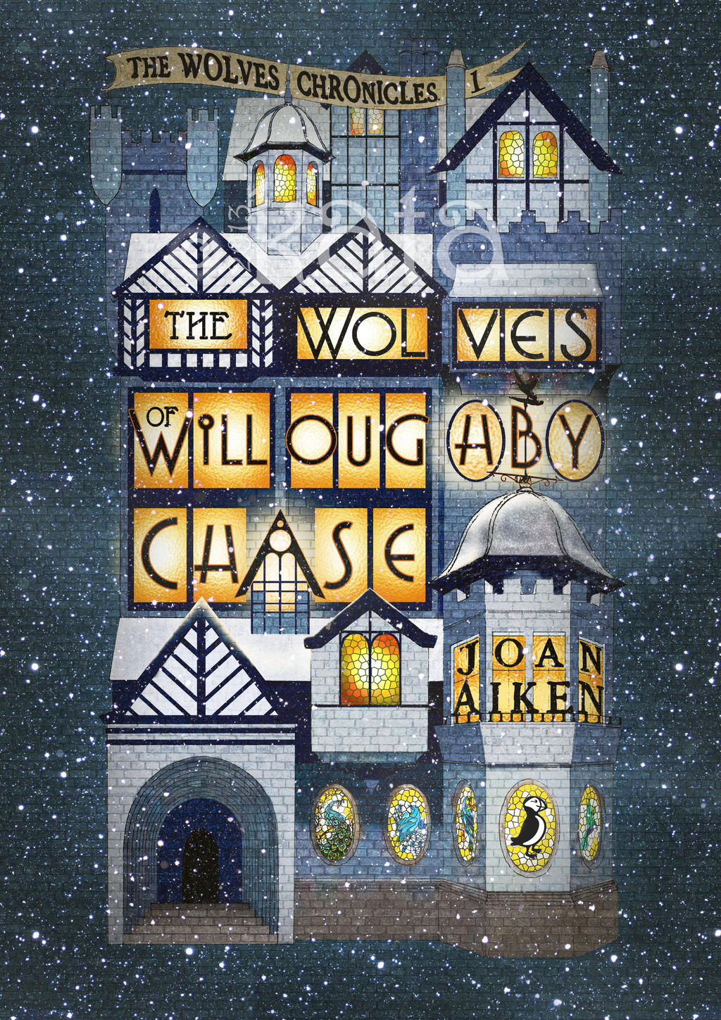 The Wolves Of Willoughby Chase by Kate-Kyrillion
