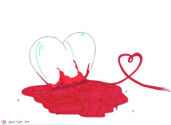 broken heart by lukeNroll