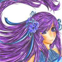 Purple's Delight by KungFuTifa